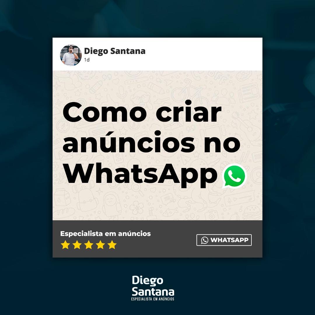 Como criar anúncios no WhatsApp